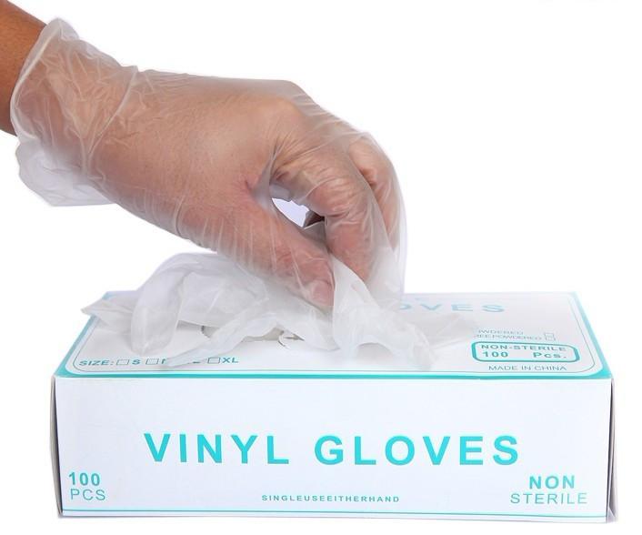 Găng tay Vinyl